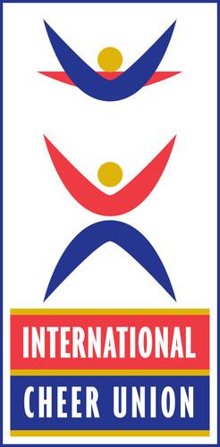 International Cheer Union logo (PRNewsFoto/International Cheer Union)