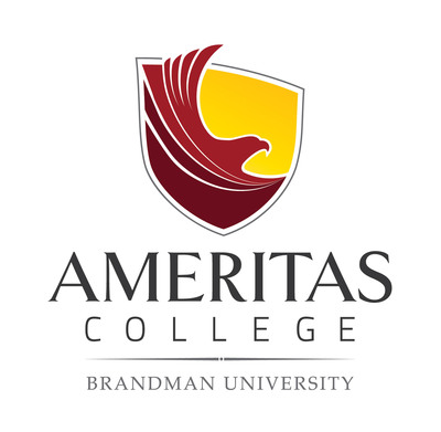 Ameritas College of Brandman University, offering a low-cost, high-quality college education specifically designed to respond to Latino working adults' cultural, financial, language, and lifestyle needs, launched today and will begin enrolling students for classes to start in August 2012.  (PRNewsFoto/Ameritas College)