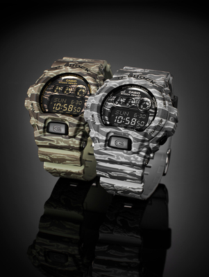 Casio G-Shock Launches #Neverblendin Dallas (PRNewsFoto/Casio America, Inc.)