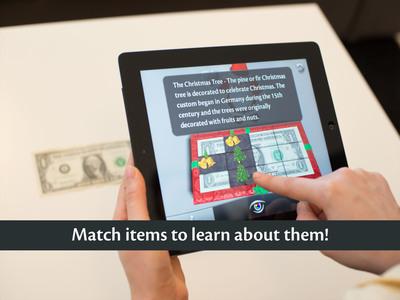 Match items to learn about them!   (PRNewsFoto/Jerusalem.com)