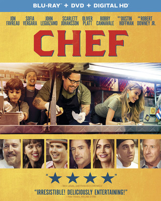 From Universal Studios Home Entertainment: Chef (PRNewsFoto/Universal Studios Home ...)