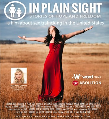 As America Celebrates Women's History Month in March By 'Weaving the Stories of Women's Lives,' ENDcrowd Calls Attention to Sex Trafficking in the United States With Screenings of Empowering Documentary In Plain Sight