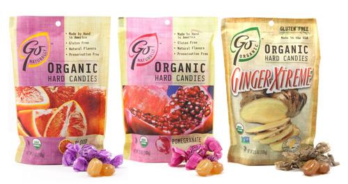 Nassau Candy Introduces GoNaturally Organic Hard Candies