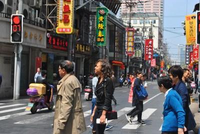 "Host Jaleesa Moses explores Shanghai for ""Destination: Disney Style"""