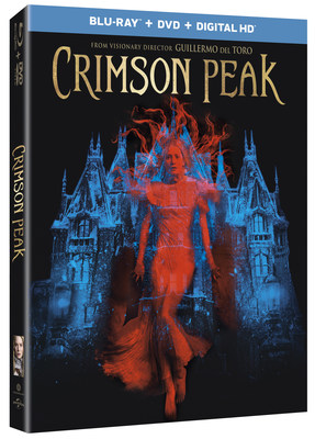 FROM UNIVERSAL PICTURES HOME ENTERTAINMENT: CRIMSON PEAK