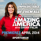 "Sarah Palin Joins Sportsman Channel as Host of Original Series ""Amazing America with Sarah Palin"".  (PRNewsFoto/Sportsman Channel)"