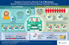 Liberty Mutual Insurance Senior Driving Infographic. (PRNewsFoto/Liberty Mutual Insurance)
