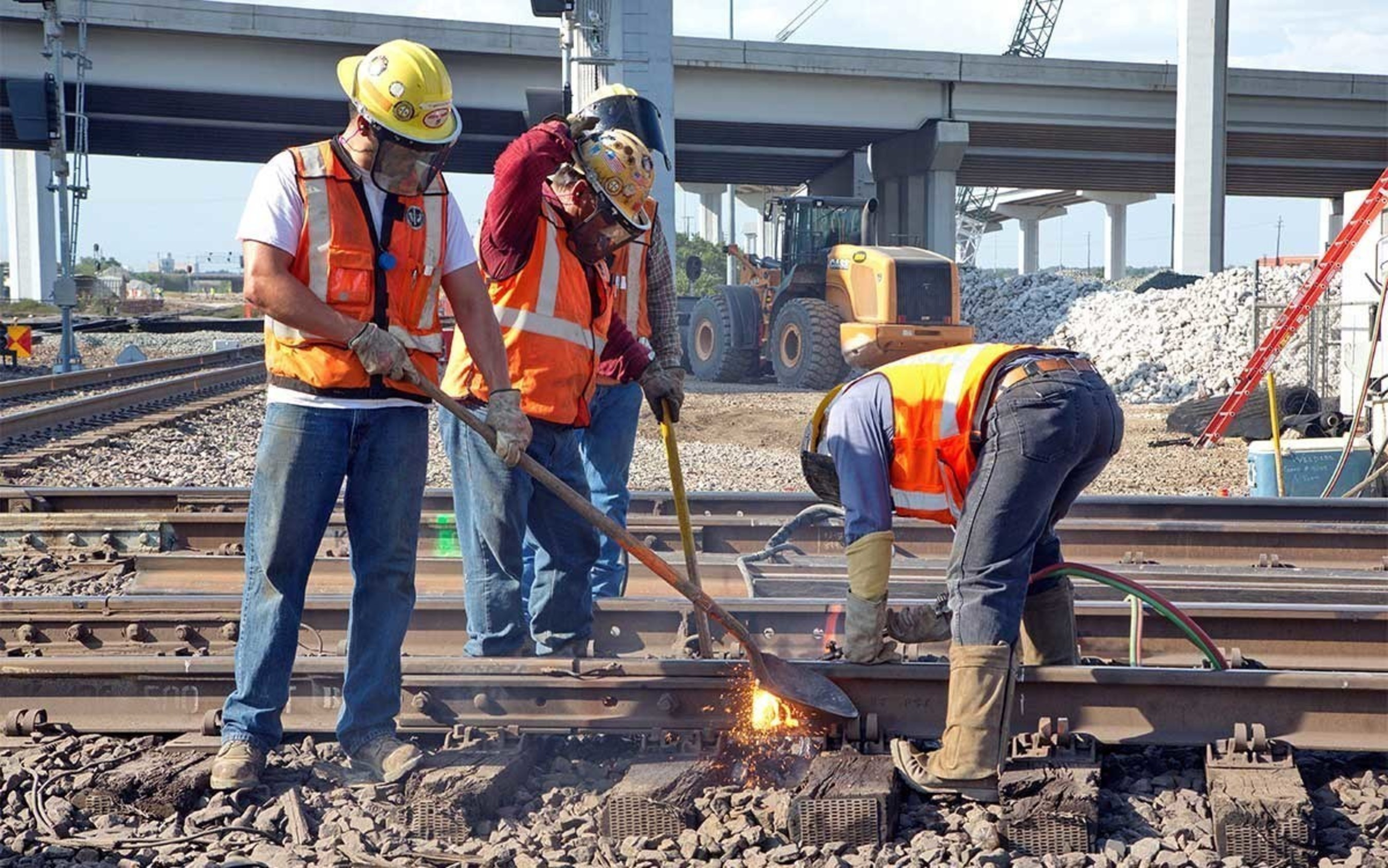 Union Pacific achieved the safest first half of the year in its 154-year history with a record-low employee reportable injury rate of 0.70 for every 200,000 employee-hours worked. The company was the safest Class I railroad in the U.S. last year, based on its 2015 employee reportable injury rate.