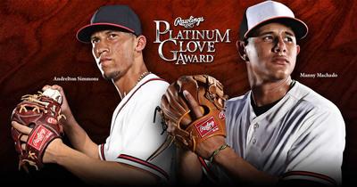 Machado And Simmons Win Rawlings Platinum Glove Awards