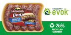 Cascades® EVOK® expands into the US with Johnsonville® fresh sausage products