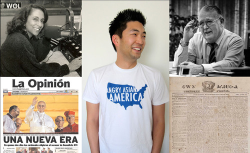 """Newseum, in partnership with the Smithsonian Institution, will open """"One Nation With News for All"""", a ..."""