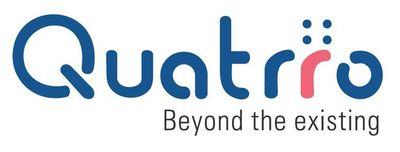 Quatrro Logo (PRNewsFoto/Quatrro Global Services)