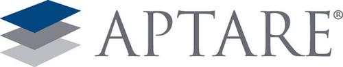 APTARE, Inc Logo.  (PRNewsFoto/APTARE)