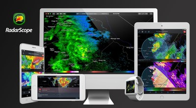 RadarScope - Professional grade weather radar that goes with you anywhere.