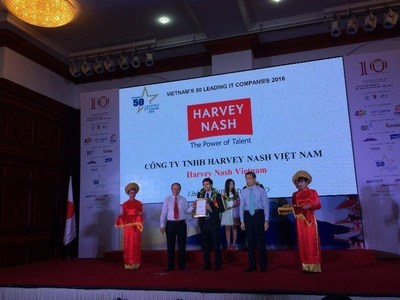 NashTech Announced as the Second Largest IT Company in Vietnam