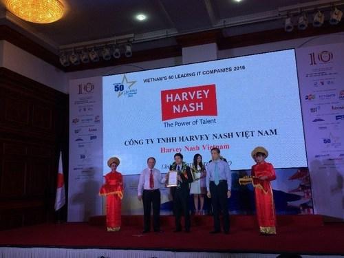 NashTech Announced as the Second Largest IT Company in Vietnam (PRNewsFoto/NashTech)