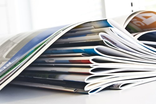 Same-day print brochures from Onlineprinters / Process optimisation allows brochures to be printed and shipped on the same working day. (PRNewsFoto/Onlineprinters GmbH) (PRNewsFoto/Onlineprinters GmbH)