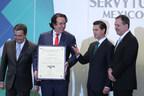 Daniel Chávez Morán, Founder of Grupo Vidanta, Awarded National Entrepreneur Award and named Tourism Entrepreneur of the Year in Mexico
