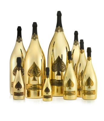 Armand de Brignac Brut Gold Dynastie Collection