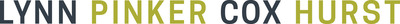 Lynn Tillotson Pinker Cox Logo