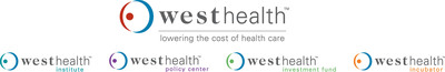 West Health is a one-of-a-kind, newly organized initiative that brings together four entities: the West Health Institute, West Health Policy Center, West Health Investment Fund and West Health Incubator to lower health care costs through innovative, cost-effective technologies and solutions.