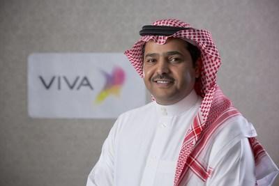Eng. Ulaiyan Al Wetaid, VIVA CEO (PRNewsFoto/VIVA Bahrain)