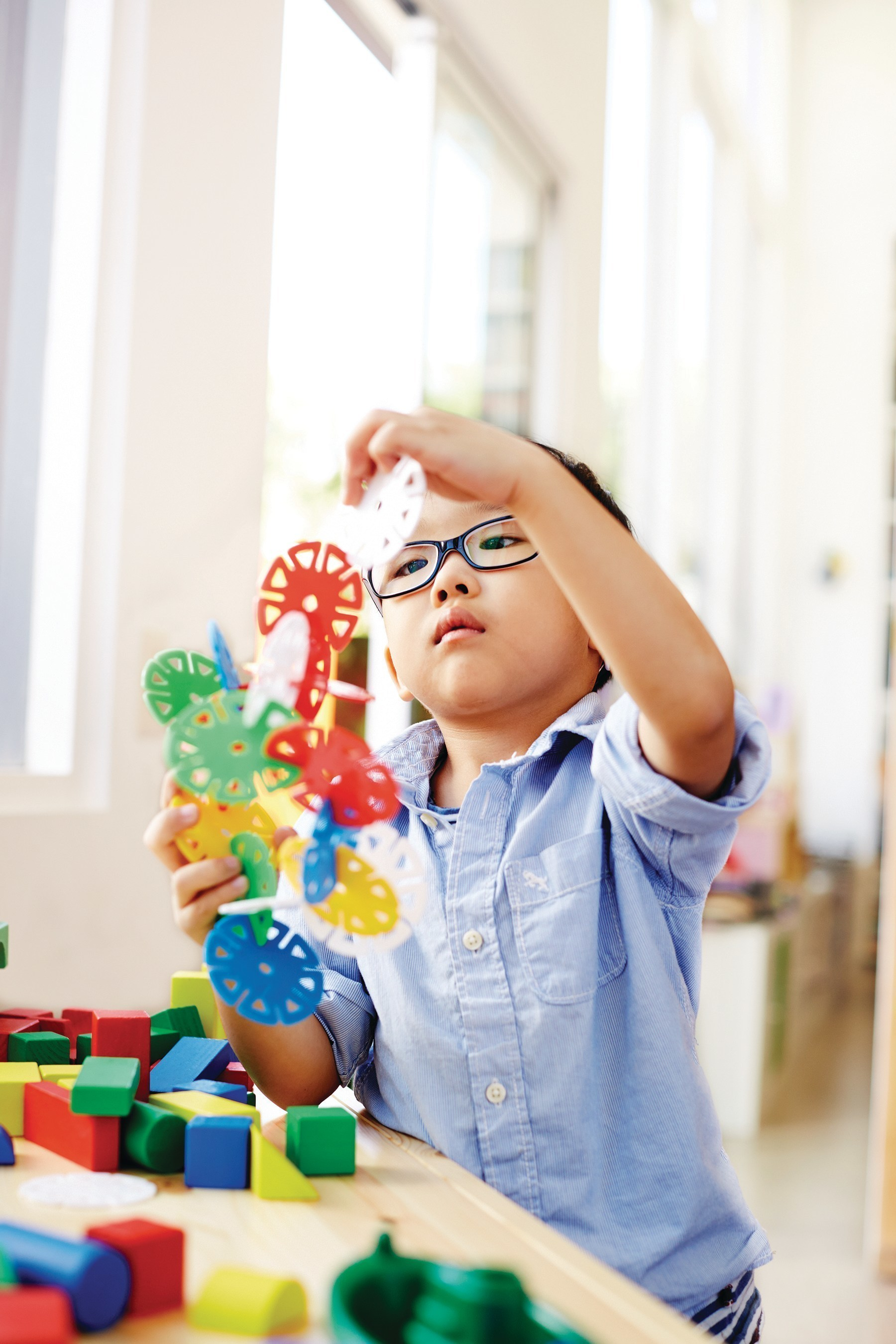 Primrose Schools help build literacy, math and critical thinking skills for children through developmentally-appropriate experiences.