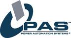 PAS Logo. (PRNewsFoto/Power Automation Systems)