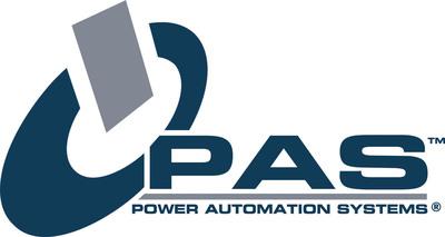 PAS Logo. (PRNewsFoto/Power Automation Systems) (PRNewsFoto/POWER AUTOMATION SYSTEMS)