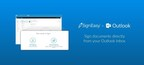 SignEasy Brings eSignatures to Office 365 Customers With an Add-in for Outlook