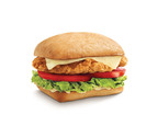 SONIC Drive-In New Asiago Caesar Chicken Sandwich