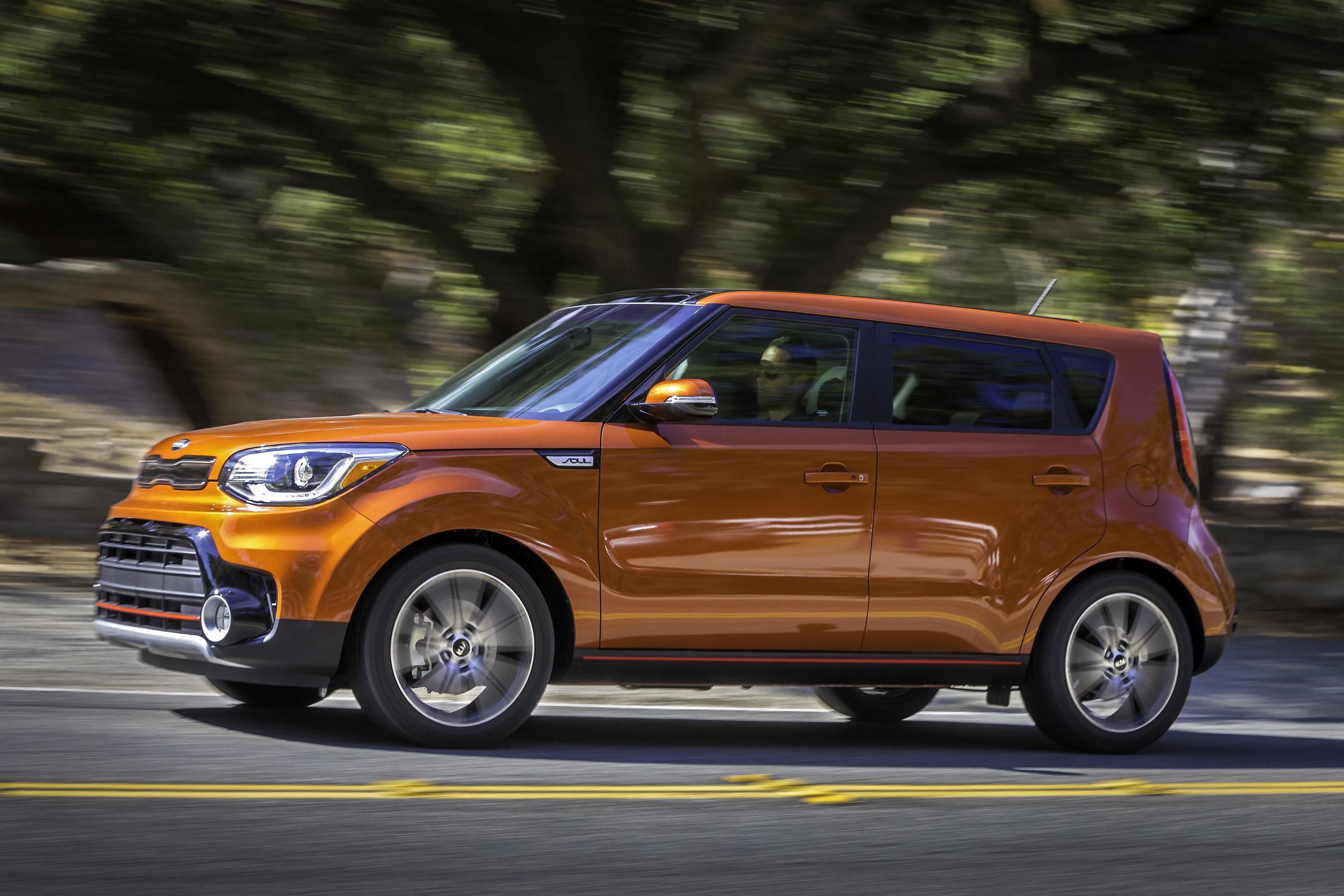 Kia Soul Receives 2017 Consumer Guide(R) Automotive Best Buy Award