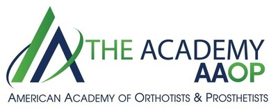 American Academy of Orthotists and Prosthetists Logo