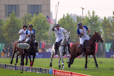 St. Regis Champions Speed & Sport at Royal Salute Gold Cup 2012 China Open Polo Tournament
