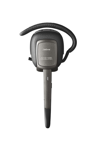 The Jabra SUPREME Bluetooth mono headset to incorporate Active Noise Cancellation to block out noisy ...