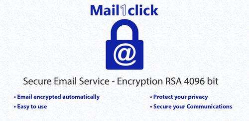 Mail1Click. (PRNewsFoto/Kryptotel fz LLC) (PRNewsFoto/KRYPTOTEL FZ LLC)