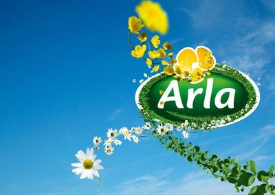 Arla Logo (PRNewsFoto/OmPrompt & Arla Foods)