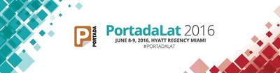 PortadaLat, the two-day annual gathering of key brand marketing, advertising, media and digital leaders  from all over the Americas taking place on June 8-9 in Miami, is announcing an amazing speaker roster. PortadaLat comprehends the Latin American Advertising and Media Summit, The Data Marketing Forum, the Travel Marketing Forum and the Online Video Forum. Early bird tickets are going fast register now! (http://www.portada-online.com/events/portadalat/)