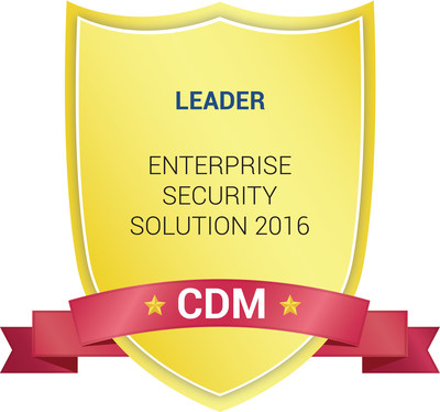 Cyber Defense Magazine Awards 2016