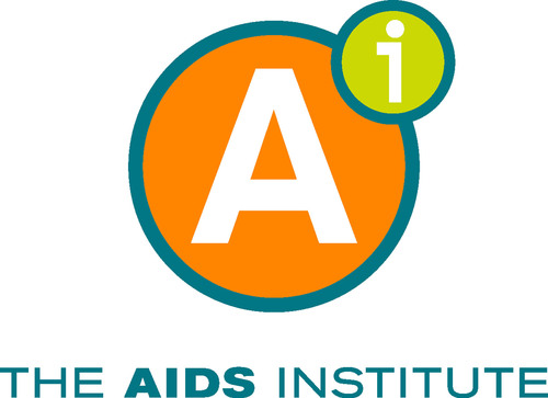 The AIDS Institute Logo.  (PRNewsFoto/The AIDS Institute)