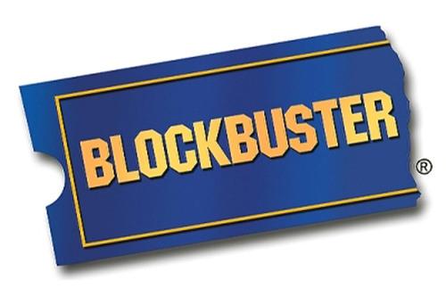 Blockbuster L.L.C. logo.  (PRNewsFoto/Blockbuster L.L.C.)