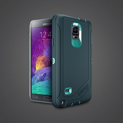 OtterBox cases for Samsung GALAXY Note 4 available now.