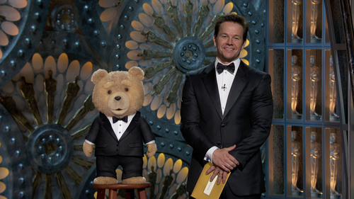 Universal Pictures' Ted Speaks at the Oscars®
