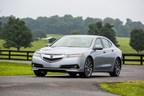 Hot new Acura TLX fuels Acura September sales surge. (PRNewsFoto/American Honda Motor Co)