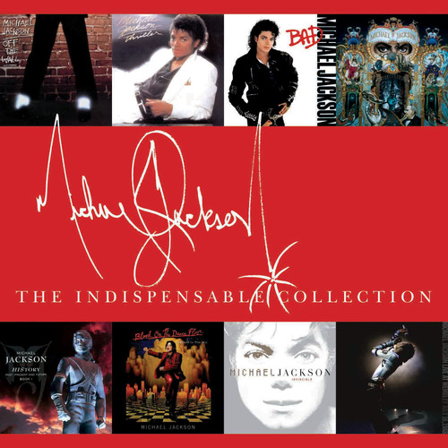 Michael Jackson's The Indispensable Collection and The Ultimate Fan Extras Collection totaling nearly 270 tracks, available now exclusively on iTunes.  (PRNewsFoto/Legacy Recordings)