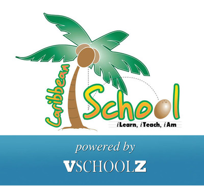 CaribbeaniSchool launches online program.  (PRNewsFoto/VSCHOOLZ, Inc.)