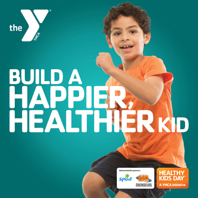 YMCA Healthy Kids Day (PRNewsFoto/The Y)