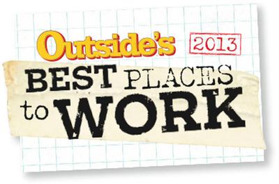 Outside's Best Places to Work. (PRNewsFoto/TrackVia) (PRNewsFoto/TRACKVIA)