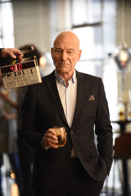 Strongbow(R) Hard Apple Ciders Partners With Sir Patrick Stewart For Second Year, Showcasing Its Award-Winning Flavors