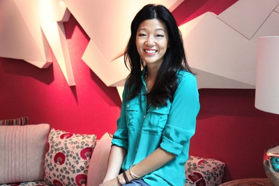 "Michelle Lee has been named editor-in-chief of NYLON and NYLON Guys magazines. Her appointment is effective June 25, 2014. ""NYLON has always stood for the cool merger of style and entertainment, so I'm excited to see the evolution and growth of such an already-amazing brand,"" says Lee. (PRNewsFoto/NYLON MEDIA)"